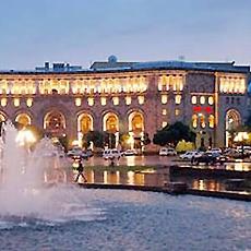 Tours to Yerevan