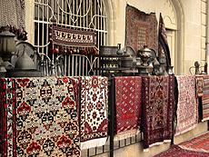 Azerbaijan Silk Road