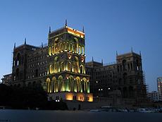 Tours to Baku