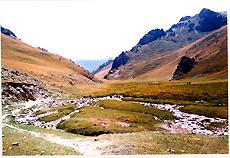 Tours, Och, Kirgizstan