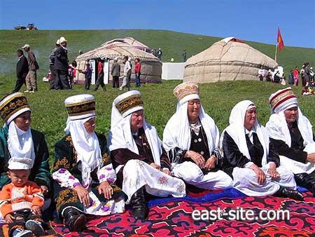 Culture de la Kirghizstan