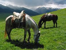 Tourisme en Kirgizstan