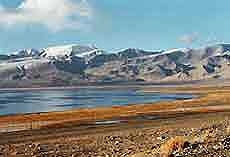 Geography of Tajikistan