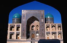Uzbekistan and Turkmenistan - 12 days
